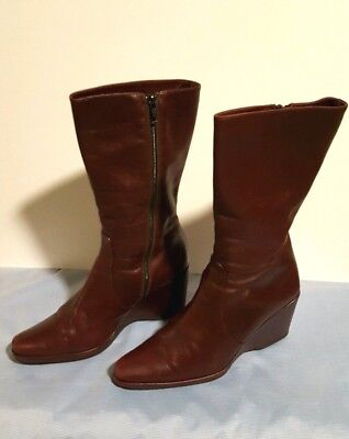 Rare , Britney Spears personally owned and worn italian riva boots , w / coa .