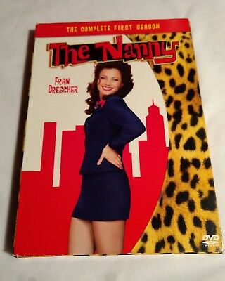 The Nanny  The Complete Season 1 Hit Comedy Show (1993-1994 )