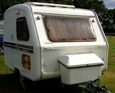 Freedom 2berth early 90,s microlite discovery L