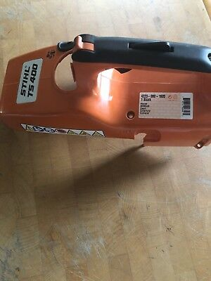 New Stihl Ts400 Top Cover Shroud