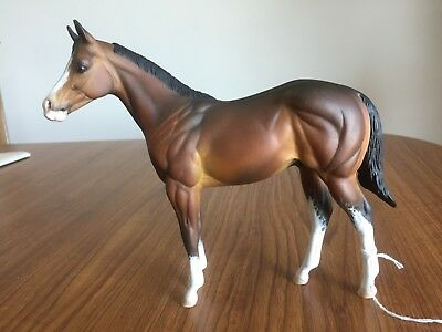 Model resin horse by Williams