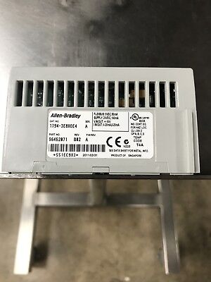 1794-IE8XOE4 Allen Bradley Flex I/O Analog Card