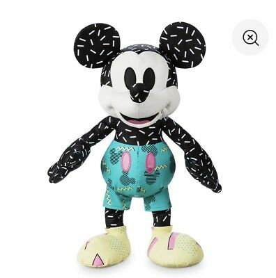 Disney Mickey Mouse Memories Plush SEPTEMBER 2018 Limited Edition CONFIRMED