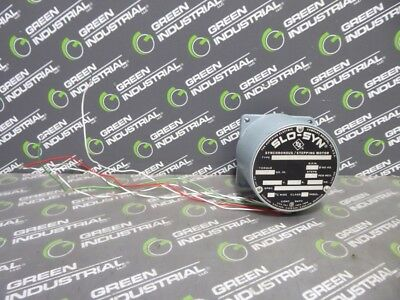 NEW Superior Electric SS50-1008 Slo-Syn Synchronous / Stepping Motor