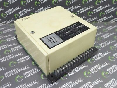 USED Asco Group 7 Automatic Transfer Switch Control Panel Module JS299-300-7