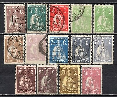 Portugal very nice mixed older era collection ,stamps as per scan(5421)