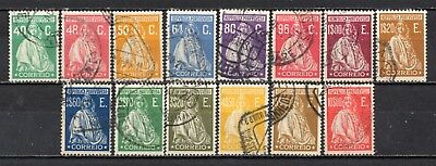 Portugal very nice mixed older era collection ,stamps as per scan(5423)