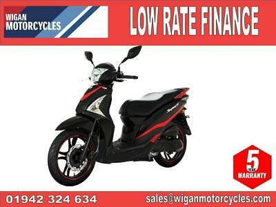 2018 Sym Symphony St125..47.68 Over 60M With A 99 Pounds Dep.8.9% Apr