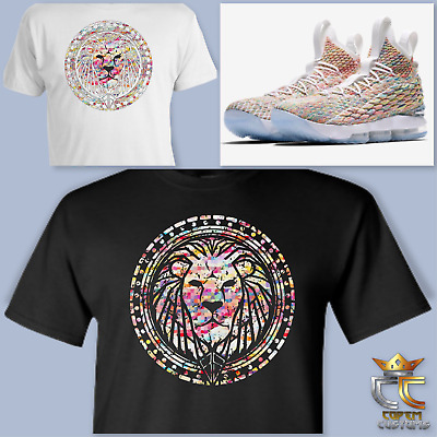 wholesale dealer a86a7 37045 EXCLUSIVE TEE SHIRT to match the NIKE LEBRON XII 12 FINISH YOUR BREAKFAST