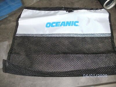 Oceanic Bag For Mask And Snorkel  Tauchmaskentasche