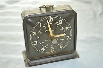 Rare Vintage Gilbert Darkroom / Interval Timer - Too Cool!