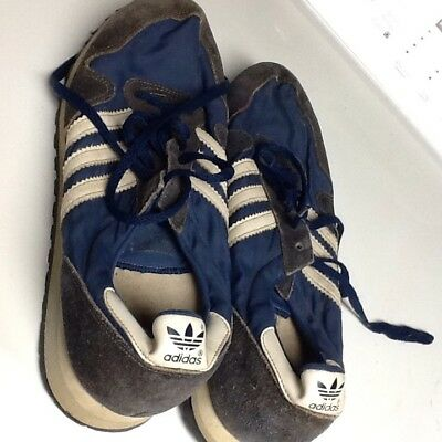 Vintage 70s Addidas Sneakers