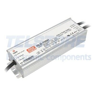 1pcs HLG-100H-54B Alimentatore switching per diodi LED 95,58W 54VDC 1,77A IP67 M