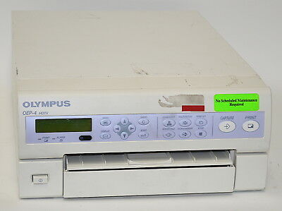 Olympus OEP-4 HDTV Color Video Printer *Used, Power-On Tested*