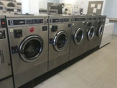 Dexter Double Front Load Washer WCH 18AA