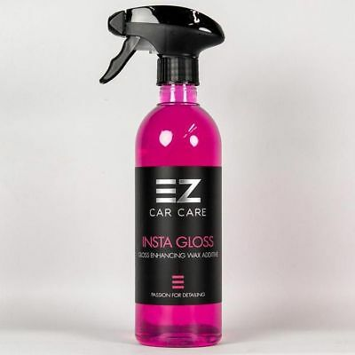 EZ Car Care - InstaGloss – Concentrated Carnauba Wax Additive (Drying Aid) 500ml