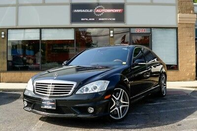 Mercedes-Benz S-Class  s65 free shipping warranty clean car exotic luxury pristine finance cheap v12