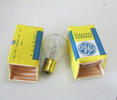 Lot 2 GE Projector Projection Bulb Lamp NEW BMY 120v 100W Moviola 20 editor