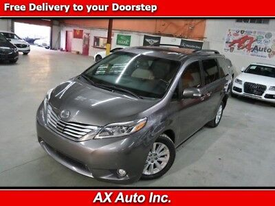 2015 Toyota Sienna Limited FWD Mobility Access 7-Passenger V6