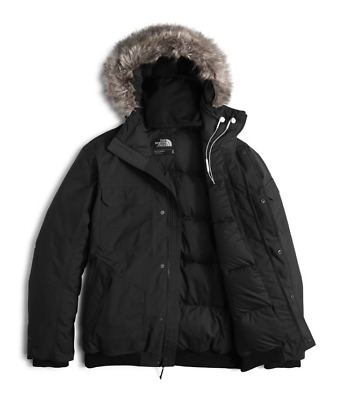 The North Face Mens Gotham Jacket III 3 TNF Black Extra Large XL NWT