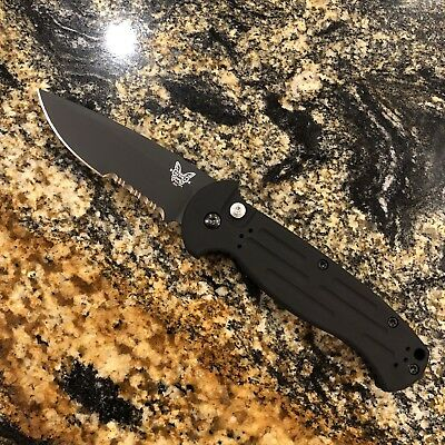 Rare Benchmade Knife! USA MADE! Brand New 154CM Knives 270.00 Retail class gold