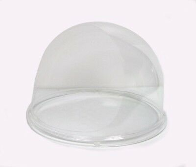 """Commercial Cotton Candy Machine/Floss Maker Clear 20 """". Bowl Bubble Cover Shield"""