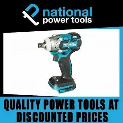 Brand New Cordless Makita Brushless Impact Wrench 18 Volt Xwt11 1/2""