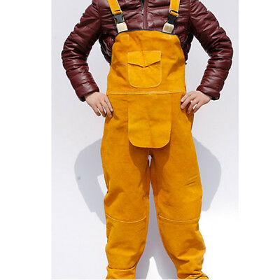 Flame Retardant Overall Welding Welder Boilersuit Coverall Workwear L