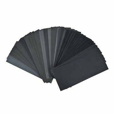 Abrasive Paper Sanding Wet Dry Sandpaper Assortment 120 to 3000 Grit #DT4X