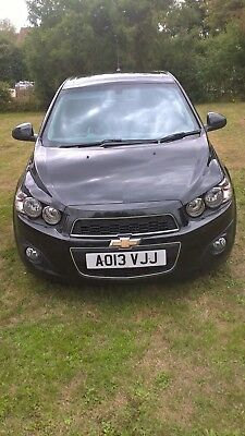 Chevolet Aveo LTZ 1.4 In good condition with a long m.o.t