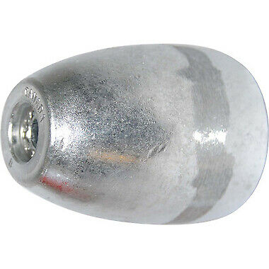 NEW Zinc Prop Anode Only 1 1/8'Unc from Blue Bottle Marine
