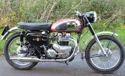 Ajs & Matchless Spares Workshop Manuals And Instuction Manuals On Cd