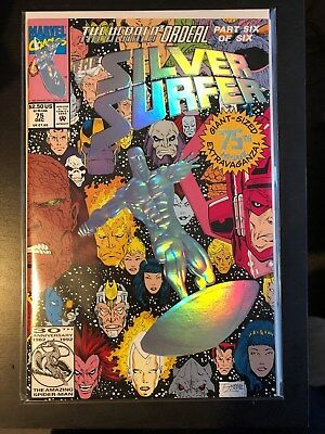 Marvel Comics Silver Surfer #75
