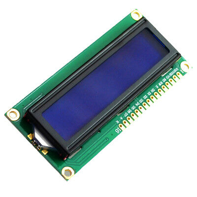 1602A Blue LCD Display Module LED 1602 Backlight 5V For Arduino   I