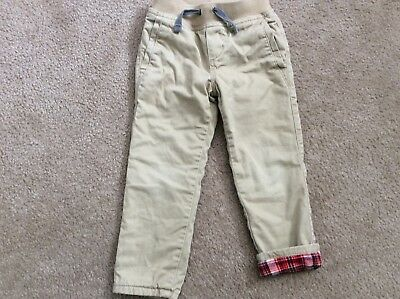 hanna andersson 100 boys Lined Pants (4t)