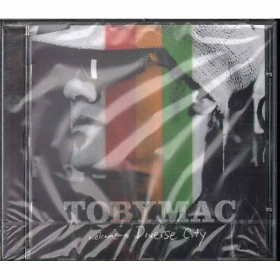 Toby Mac (TobyMac) CD Welcome To Different City ForeFront Sealed 0094633119727