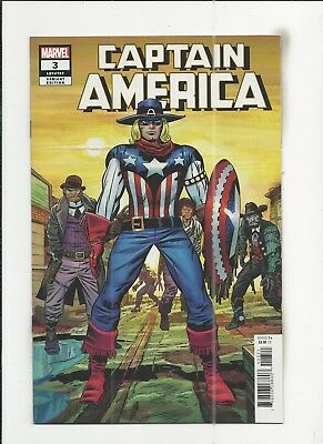 Captain America #3 (#707) Jack Kirby Remastered Variant Cover (VF+) condition