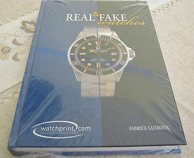 Buch book Real/Fake Watches