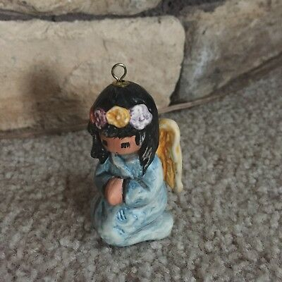 New Old Stock 2002 DeGrazia Guardian Angel Goebel Ornament-2nd ships for $1 more