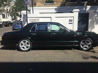 Gorgeous 2002 Bentley Arnage T with 2009 Mulliner upgrade