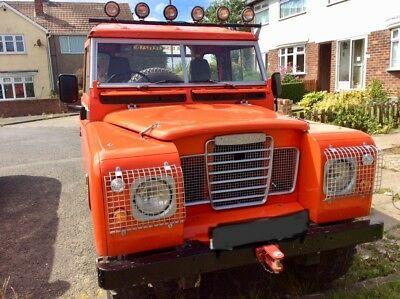 Land Rover series  2, vintage refurbished, great condition