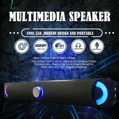 New Smartphone Tablet Laptop LED 10W Portable Bluetooth Wireless Speaker OO55 01