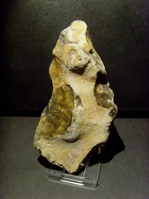 Lower Paleolithic - Large  acheulean point/ blade. 350,000BP