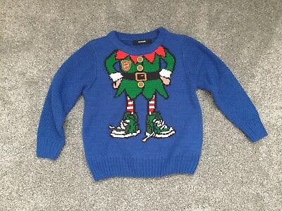 Childs Christmas Jumper Age 2-3 Years