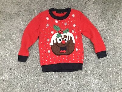 Childs Christmas Jumper Size 2-3 Years