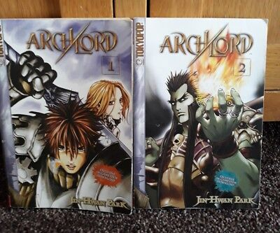 Archlord Volume 1 And 2