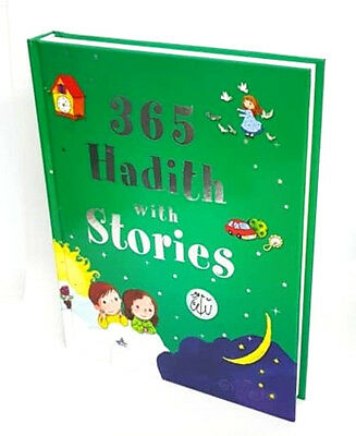 365 Hadith with Stories (Hardback - Goodword Children)