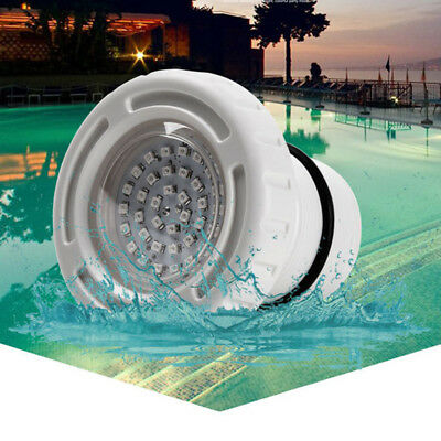 LED RGB Colorful Wall-Mounted Pool Lights Underwater Swimming Pool Bright Light