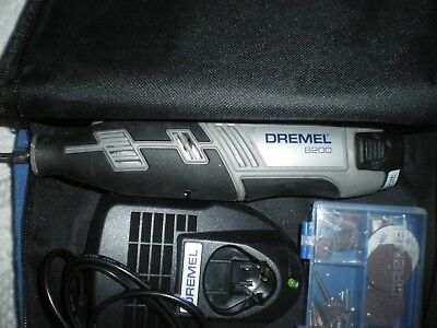 DREMEL CORDLESS 8200 in very good condition