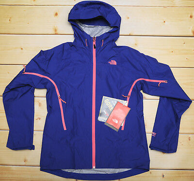 THE NORTH FACE SUPERHYPE - GORE-TEX ACTIVE - waterproof WOMEN'S BLUE JACKET - M